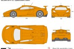McLaren MP4-12C GT3 Speedhunters Edition (2012)