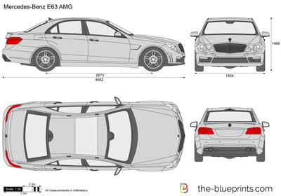 Mercedes-Benz E63 AMG W212