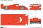 Toyota GT-One TS020