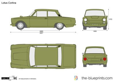 Lotus Cortina (1965)