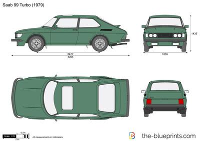 Saab 99 Turbo (1979)