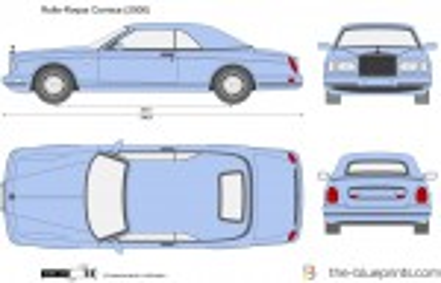 Rolls-Royce Corniche (2000)