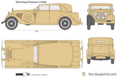 Rolls-Royce Phantom II (1934)