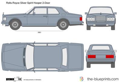 Rolls-Royce Silver Spirit Hooper 2-Door