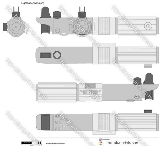 Lightsaber (Anakin)