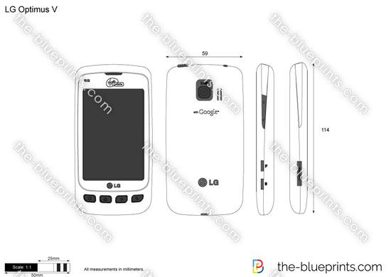 LG Optimus V