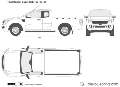 Ford_ranger_super_cab_4x2