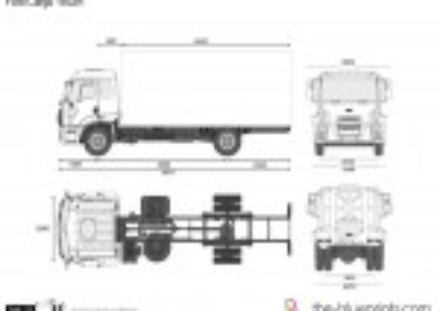 Ford Cargo 1932R