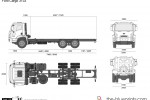 Ford Cargo 3133