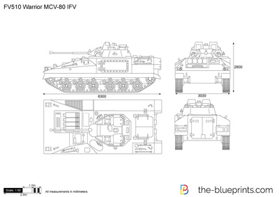 FV510 Warrior MCV-80 IFV