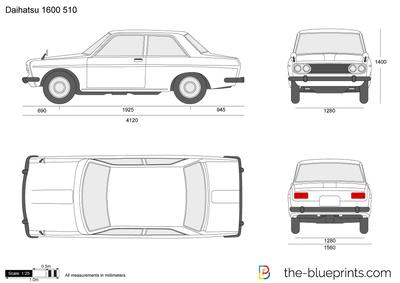 Datsun 1600 510