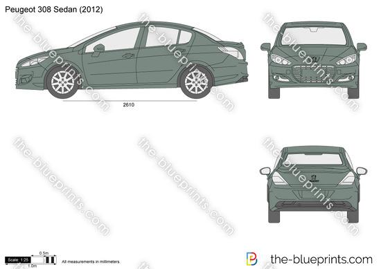 Peugeot 308 Sedan