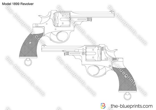 Model 1899 Revolver