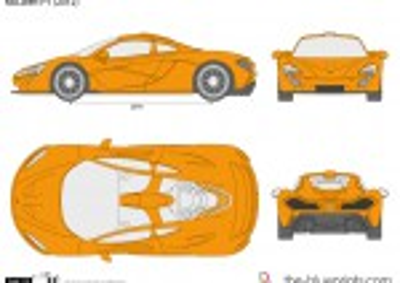 McLaren P1 (2012)