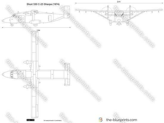 Short 330 C-23 Sherpa