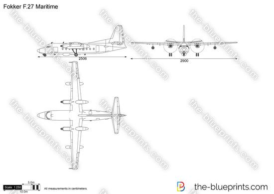 Fokker F.27 Maritime