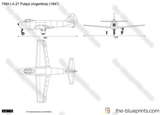FMA I.A.27 Pulqui (Argentina)