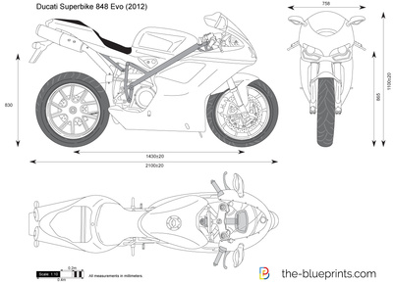 Ducati Superbike 848 Evo