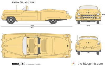 Cadillac Eldorado (1953)