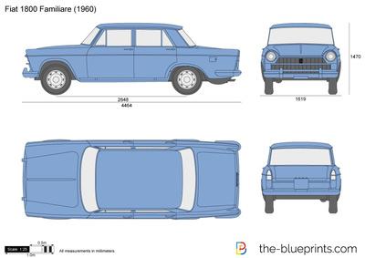Fiat 1800 Familiare (1960)