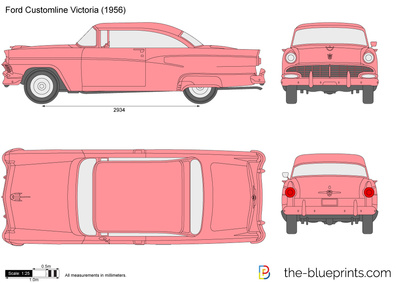 Ford Customline Victoria