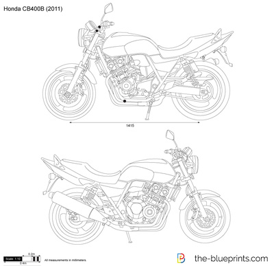 Honda CB400B