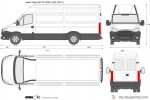 Iveco Daily 55C16 LWB L3H2