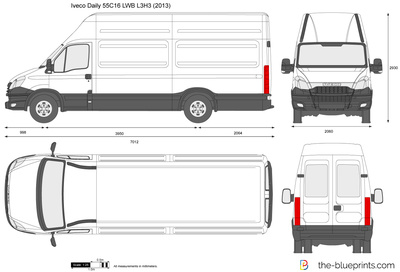 Iveco Daily 55C16 LWB L3H3