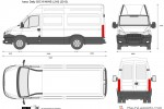 Iveco Daily 55C16 MWB L2H2