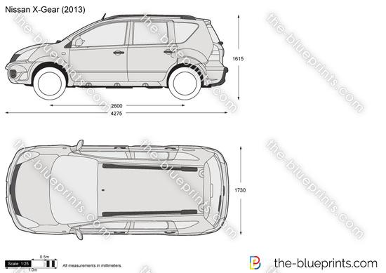 Nissan X-Gear