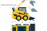 Caterpillar 252B Skid Steer Loader