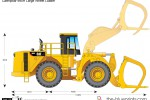 Caterpillar 990H Large Wheel Loader