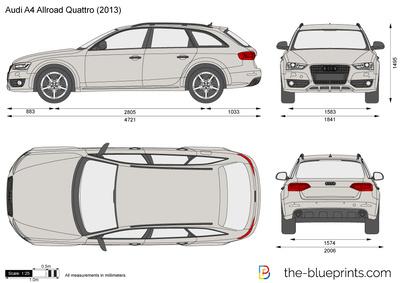 Audi A4 Allroad Quattro (2013)
