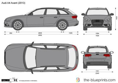 Audi A4 Avant (2013)
