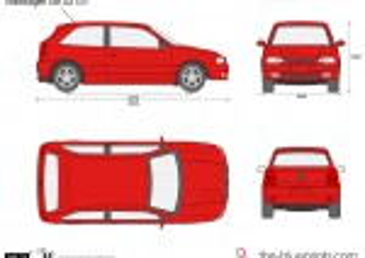 Volkswagen Gol G2 GTI