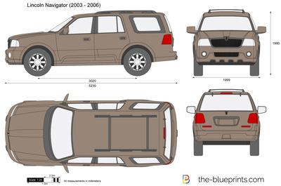 Lincoln Navigator (2003 - 2006)