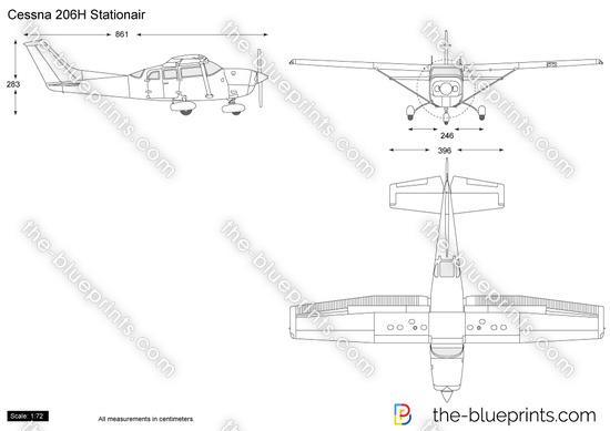 Cessna 206H Stationair