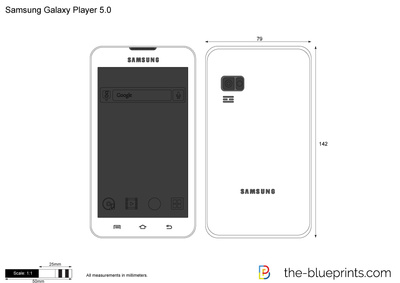 Samsung Galaxy Player 5.0