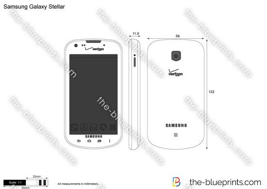 Samsung Galaxy Stellar