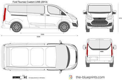 Ford Tourneo Custom LWB