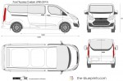 Ford Tourneo Custom LWB