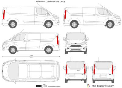 Ford Transit Custom LWB L2H1