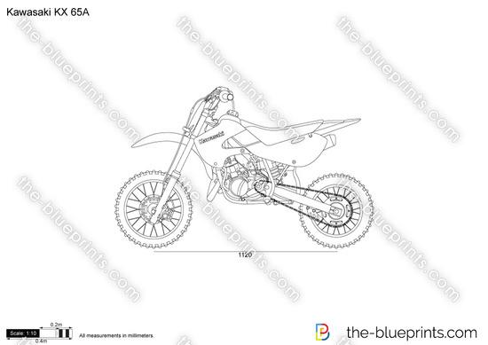 Kawasaki KX 65A