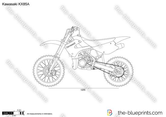 Kawasaki KX85A