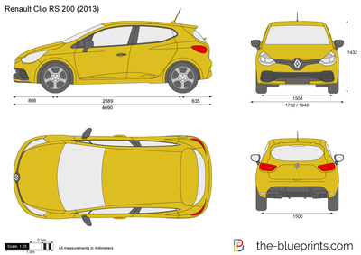 Renault Clio RS 200