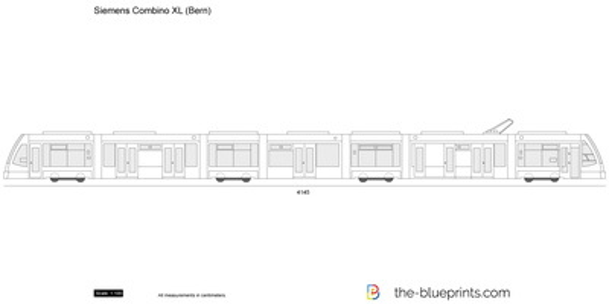 Siemens Combino XL (Bern)