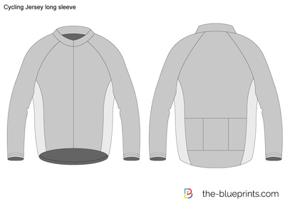 Cycling Jersey long sleeve