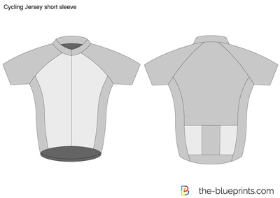 Cycling Jersey short sleeve