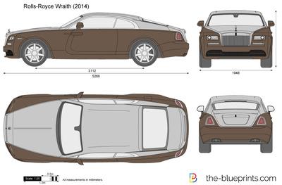 Rolls-Royce Wraith (2014)