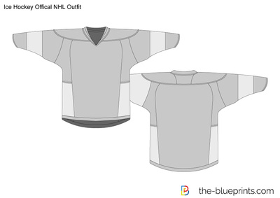 Ice Hockey Offical NHL Outfit